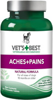 VETS BEST Aches and Pains 50 Chewable Tabs