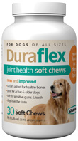 DuraFlex Soft Chew Joint Supplement For Dogs 30 ct.