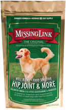 Well Blend Food Sensitive Hip, Joint & Coat 1 lb. Missing Link