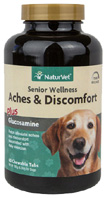 Senior Wellness Aches & Discomfort CHEWABLE TABS 60
