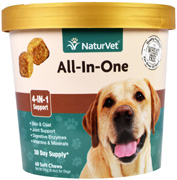 All-In-One Supplement 4-in-1 Support SOFT CHEWS 60