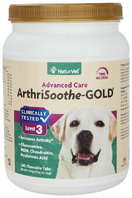 Arthrisoothe Gold Advanced Joint Care Level 3 CHEWABLE TABS 240