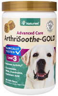 Arthrisoothe Gold Advanced Joint Care Level 3 180 Soft Chews