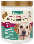 Maintenance Care Glucosamine DS Level 1 SOFT CHEWS 120