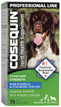 osequin Joint Health Supplement Standard Strength Plus 75 Chewable Tablets