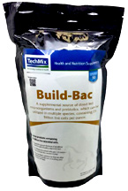 Equine Build-Bac 1.54 lbs. TechMix